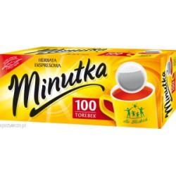 Herbata MINUTKA ex.100tb opak.5