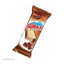 Baton GÓRALKI 50g czekoladowy