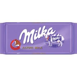 MILKA czekolada MLECZNA 100g