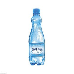 Woda mineralna Żywiec 0.5l gaz