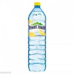 Woda mineralna Żywiec 1,5l N/G cytryna