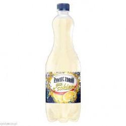 Woda mineralna Żywiec 1l GAZ z sokiem z cytryny