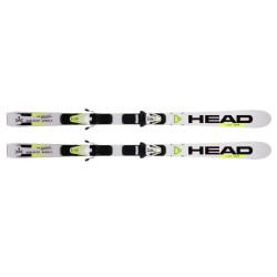 HEAD WC REBELS I. GS TEAM + HEAD SX 9 JR