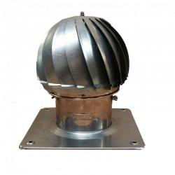 Nasada Turbomax 1 z podstawą kwadratową ocynk 0,5 MM