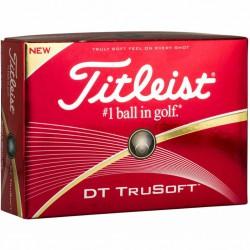 Piłki Golfowe Titleist DT Trusoft