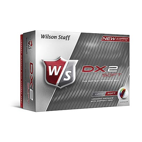 Piłki Golfowe Wilson DX2 Soft Spin