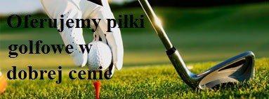 Do kupienia piłki golfowe
