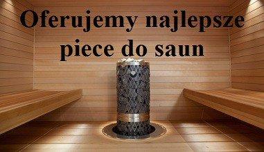 Piec do sauny